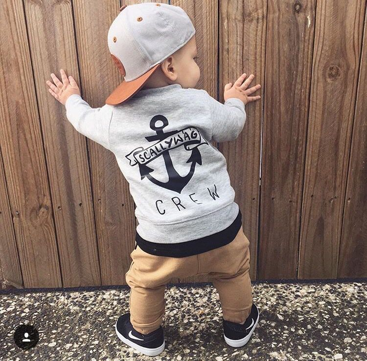f3ad65466b8cd Kids Boys 2018 Winter Clothes Set Newborn Toddler Kids Baby Boy Clothes T  shirt Hoodie Tops Long Pants Outfits Set 2pcs Hsp009-in Clothing Sets from  Mother ...