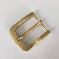 Retail 2017 Latest Styles Solid Brass DIY Belt Buckle With Fashion Mens Womens Jeans Accessories Cosplay