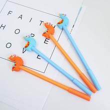 2pcs/lot Camel style Neutral pen cartoon School students office supplies Children gift kawaii  Reward material gel pen цены