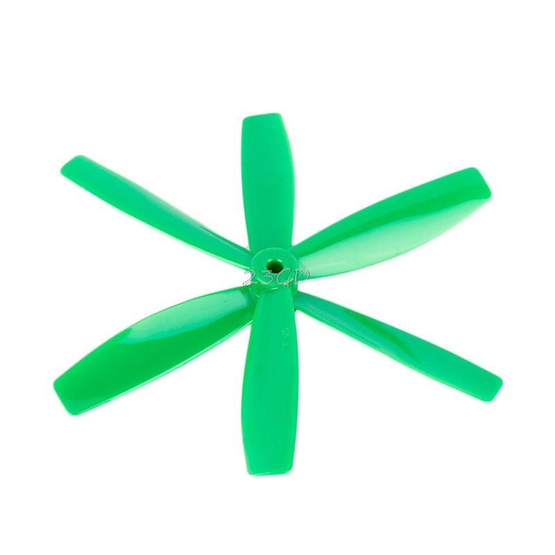 2017 Preety 10 Pairs 6045 3 Blade CW Flat Propeller CCW Prop For RC Multicopter Quadcopter MAY26_40