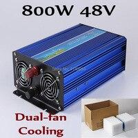 New Design 800W Inverter 48V DC To AC 110V Or 230V With 1600W Surge Power 800W