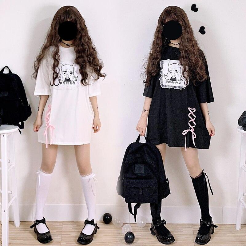 Japanese Anime Girl Short Dress 1