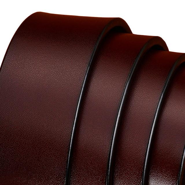 Men's Classic Genuine Leather Belt