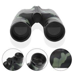 Image 2 - Kostenloser versand Kinder Kinder Mini Tragbare Klapp Fernglas Teleskop Camouflage spielzeug Neue HEIßE