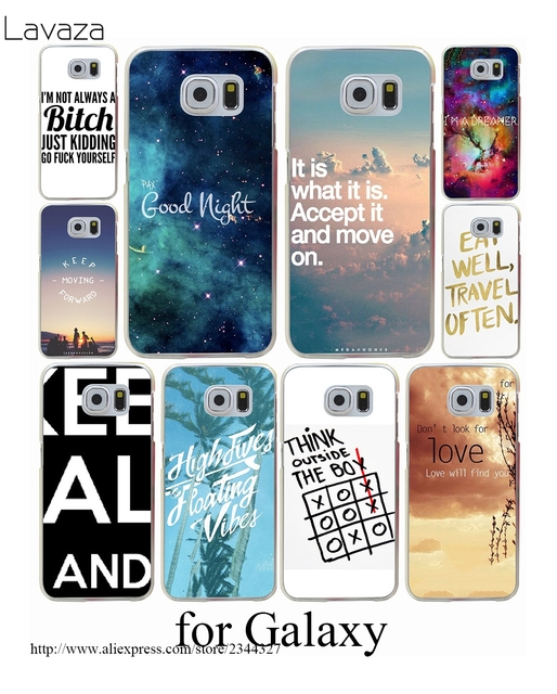US $1 99 20% OFF Lavaza happy birthday little sister Hard Case Cover for  Samsung Galaxy 9 8 Plus S7 S6 edge S5 S4 S3 Grand Prime-in Half-wrapped  Case