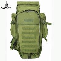 FJUN Outdoor Military Backpack 60L Pack Rucksack Tactical Bag for Hunting Shooting Camping Trekking Hiking Traveling Field Pack
