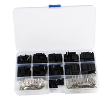 620PCS Dupont Cable Jumpers Dupont Connector Wire Jumper Pin Dupont Cables Line Jumper Kit jumper billionaire jumper