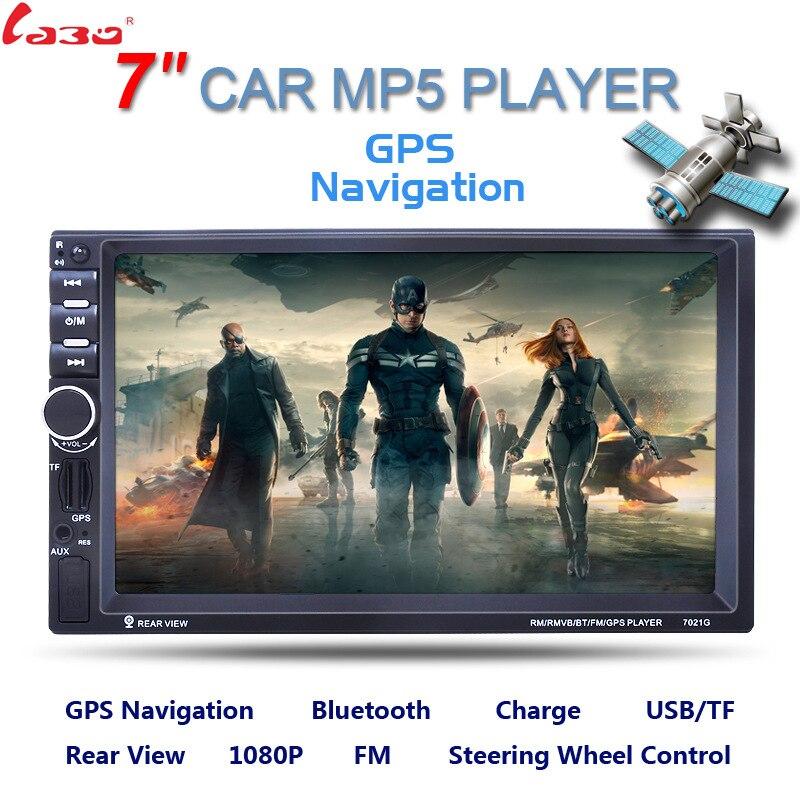 7inch 2 Din HD font b Car b font font b Radio b font MP5 Player