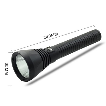 Powerful XHP70 LED Diving Flashlight Portable 18650 Torch Waterproof Underwater 100M Tactical Linterna For Camping Hunting Light