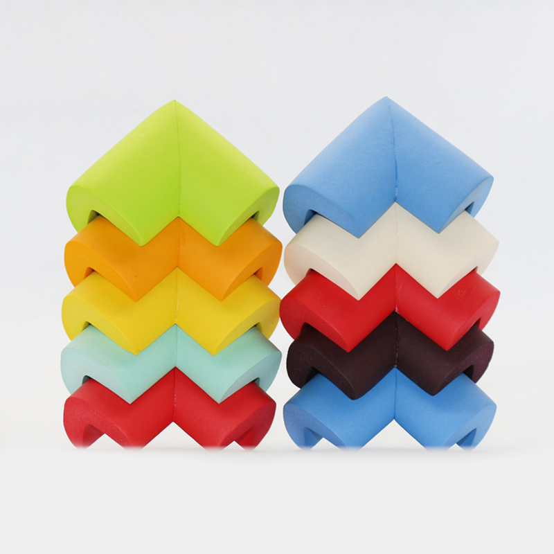 1PC Baby Safe Soft Corner Protector L Pattern Right Angle