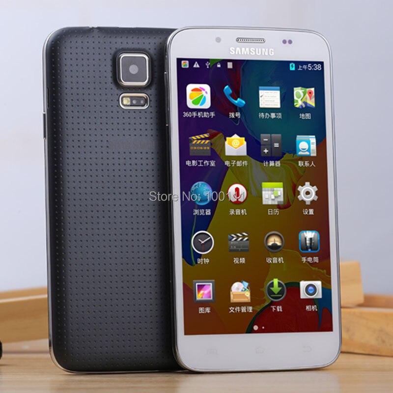 Цена за 100% Оригинал Samsung Galaxy Grand Duos I9082 Мобильный Телефон Dual SIM 5.0 Дюймов Сенсорный Экран 8MP WiFiFree DHL/EMS Доставка