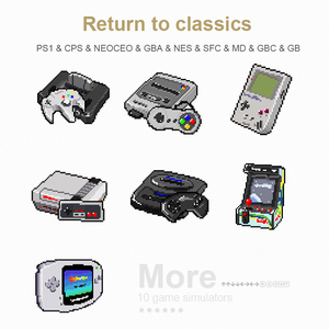 Image 5 - DATA FROG Classic Mini Handheld Game Console Portable LDK Game Family TV Video Console 2.6Inch Support TF Card Gift for Children