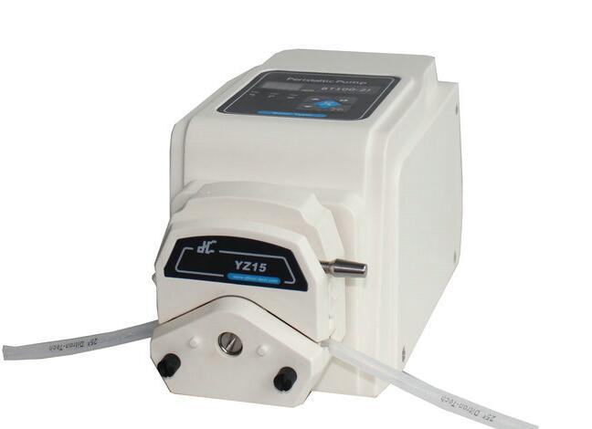 Stepper Motor Speed Regulation Micro-flow Peristaltic Pump with Pump Head AC90-260VStepper Motor Speed Regulation Micro-flow Peristaltic Pump with Pump Head AC90-260V