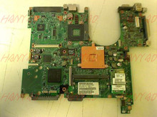 for hp nc6120 nx6120 laptop motherboard 378225-001 ddr1 6050a0055001-a05 Free Shipping 100% test ok