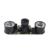 Raspberry Pi 3 kameramodul 5MP OV5647 Nachtsicht Kamera + 2 stücke Empfindliche infrarot licht kompatibel für Raspberry pi 2 kamera