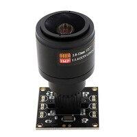 M12 Montar 2.8 2MP 12mm Varifocal Full HD 1080P 640x480P 60fps 120fps 1280x720P Módulo de Câmera UVC Plug Play Driverless USB OTG Câmeras de vigilância     -