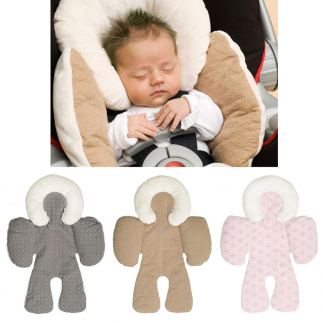 New Arrived Baby Infant Toddler Head Support Body For Car Seat Cover Joggers Strollers