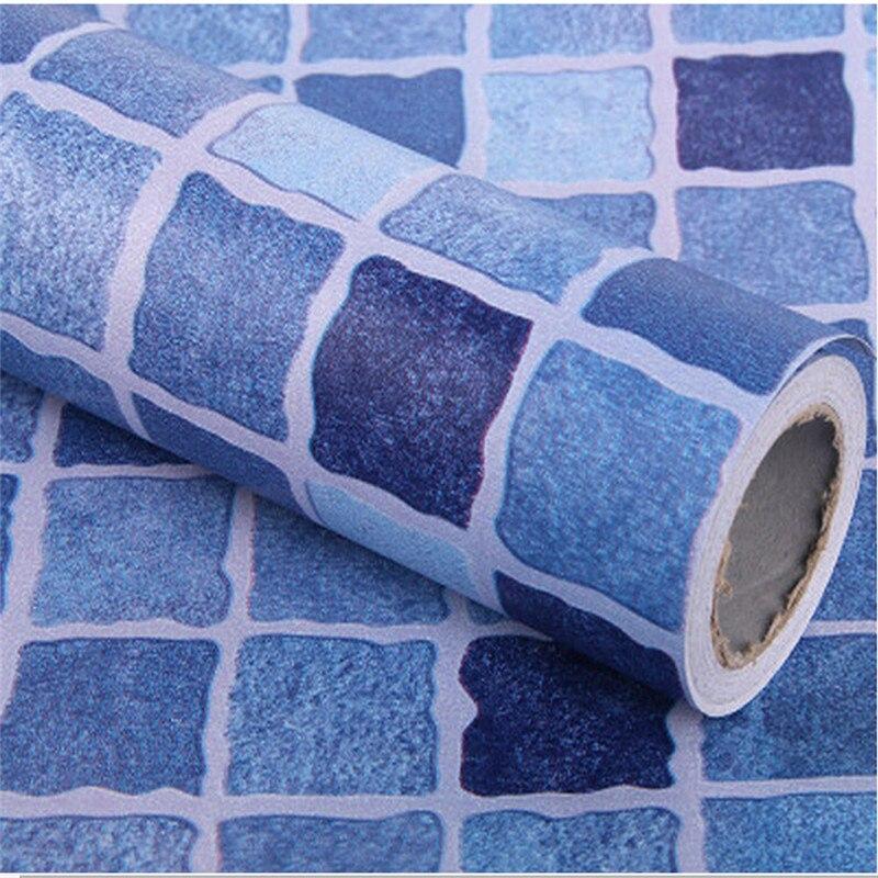 Gut Europa selbstklebende Mosaik Wasserdichte 3D Tapete Aufkleber  BT25