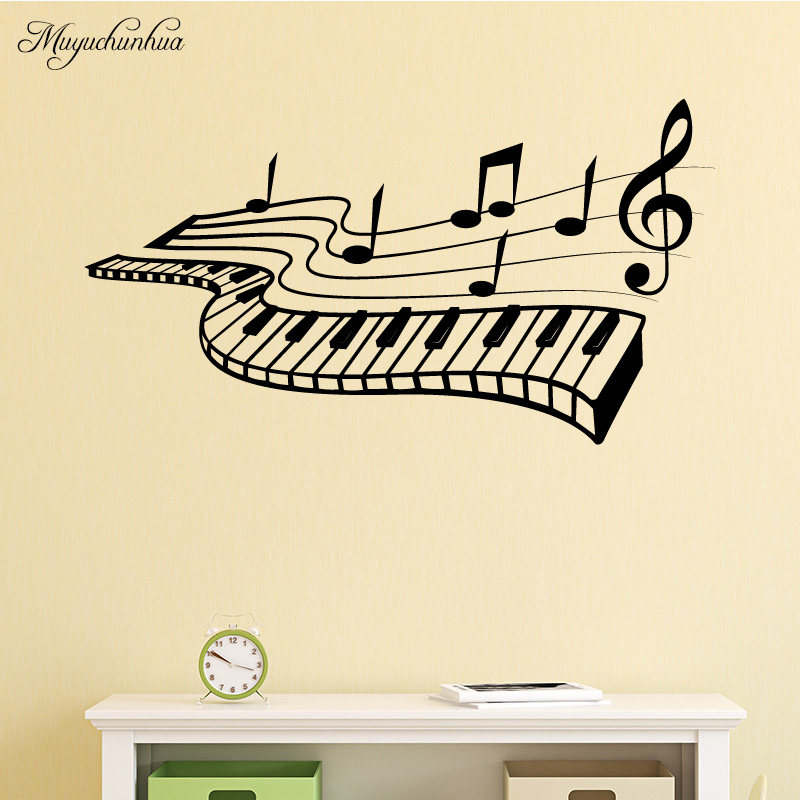 Nice Music Note Wall Decor Collection - All About Wallart ...