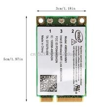 Dual Band 300 Мбит/с WiFi Link Mini pci-e Беспроводной карты для Intel 4965AGN nm1 # h029 #