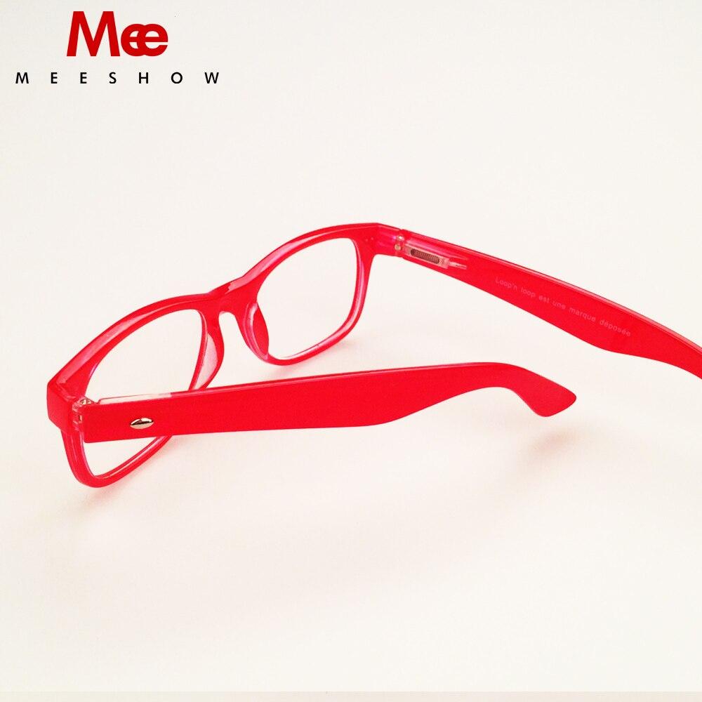 4d1b388a5d6 MEESHOW Brand designer reading glasses Men women Classic eyeglasses ...