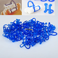 Cotton Roll Holder Clip Disposable Dental Lab Tool Teeth Whitening Product 100pcs/kit