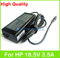 18.5V 3.5A 65W laptop AC power adapter for Compaq Mini 311 311c 331 Presario 1100 2200 2273 2800 900 A900 B1000 B1015 charger