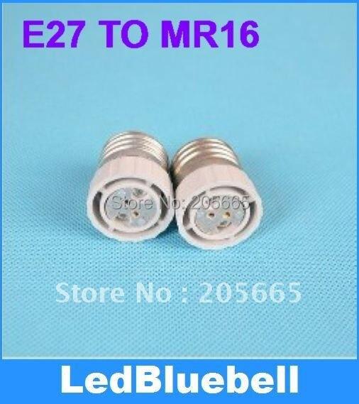 Лампочка лампа адаптер E27 для MR16 разъем