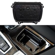 Cendrier de Console centrale en plastique noir, boîte d'assemblage pour Bmw série 5 F10 F11 F18 51169206347