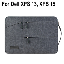 Creative Design Laptop Sleeve Pouch For Dell XPS 13 XPS 15 laptop For Dell 7000 14″ High-capacity Bag Tablet Notebook Pouch