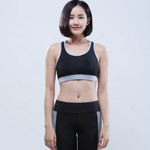 High Quality Sports Bra added Push Up Shockproof Top Athletic Underwear Running Gym Fitness Jogging Yoga Shirt