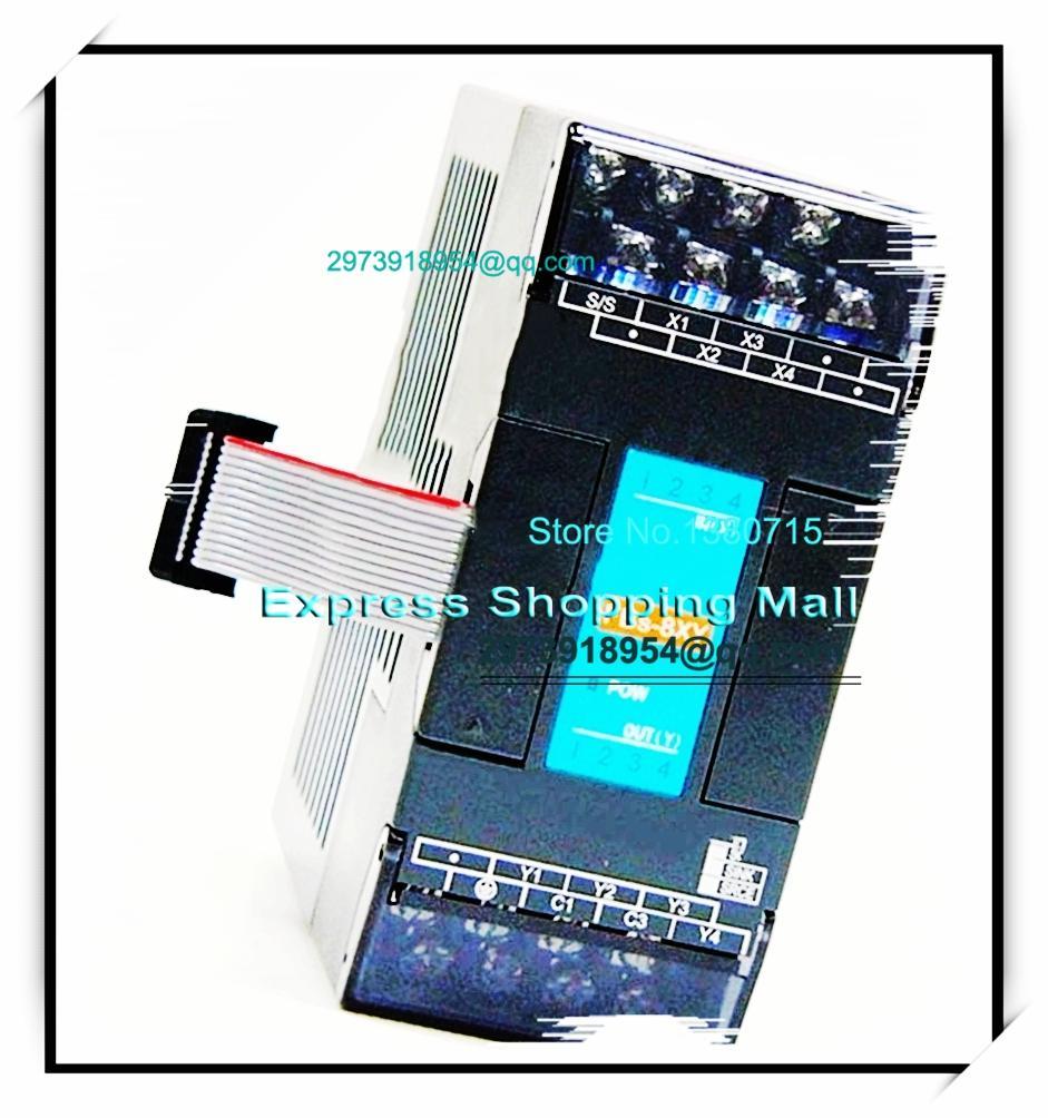 New Original FBs-8XYR-AC PLC AC220V 4 DO 4 DO relay Module