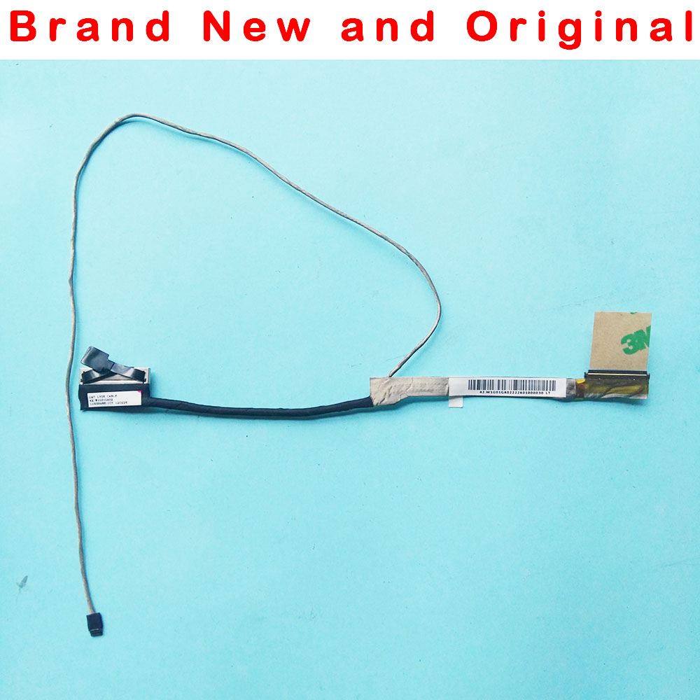 New Original lcd cable LCD Flex Cable For Asus Q400A U47A U47S U47VC U47  LCD LVDS CABLE 42 W1G01GA02