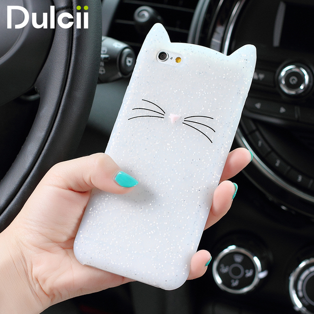 carcasa gato iphone 8