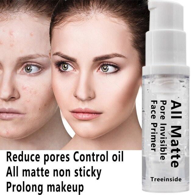 New Natural Pro Pure Nude Eye Shadow Primer Cosmetics Maquiagem Face Base Makeup Primer Foundation Moisturizer Cream