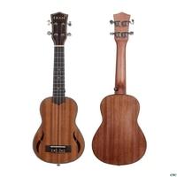 Tenor Ukulele Irin 21 Inch Walnut Wood 18 Acoustic Fretboard Ukelele Guitar Mahogany Fingerboard