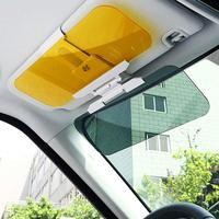 Geeignet für Auto Sonnenblenden Glare Schutz Sonnenblende Anti Glare UV Blocker|Sonnenblenden|Kraftfahrzeuge und Motorräder -