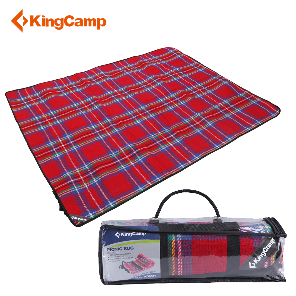 Kingcamp Pliable Pliant Camping En Plein Air Tapis Siège Mousse Portable Étanche Chaise de Pique-Nique Tapis Pad