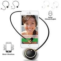 Fineblue C8 Wireless Bluetooth Stereo Earphone Stereo Ear Hook Headset Hifi Headphone Phone Vibration Sport Ear