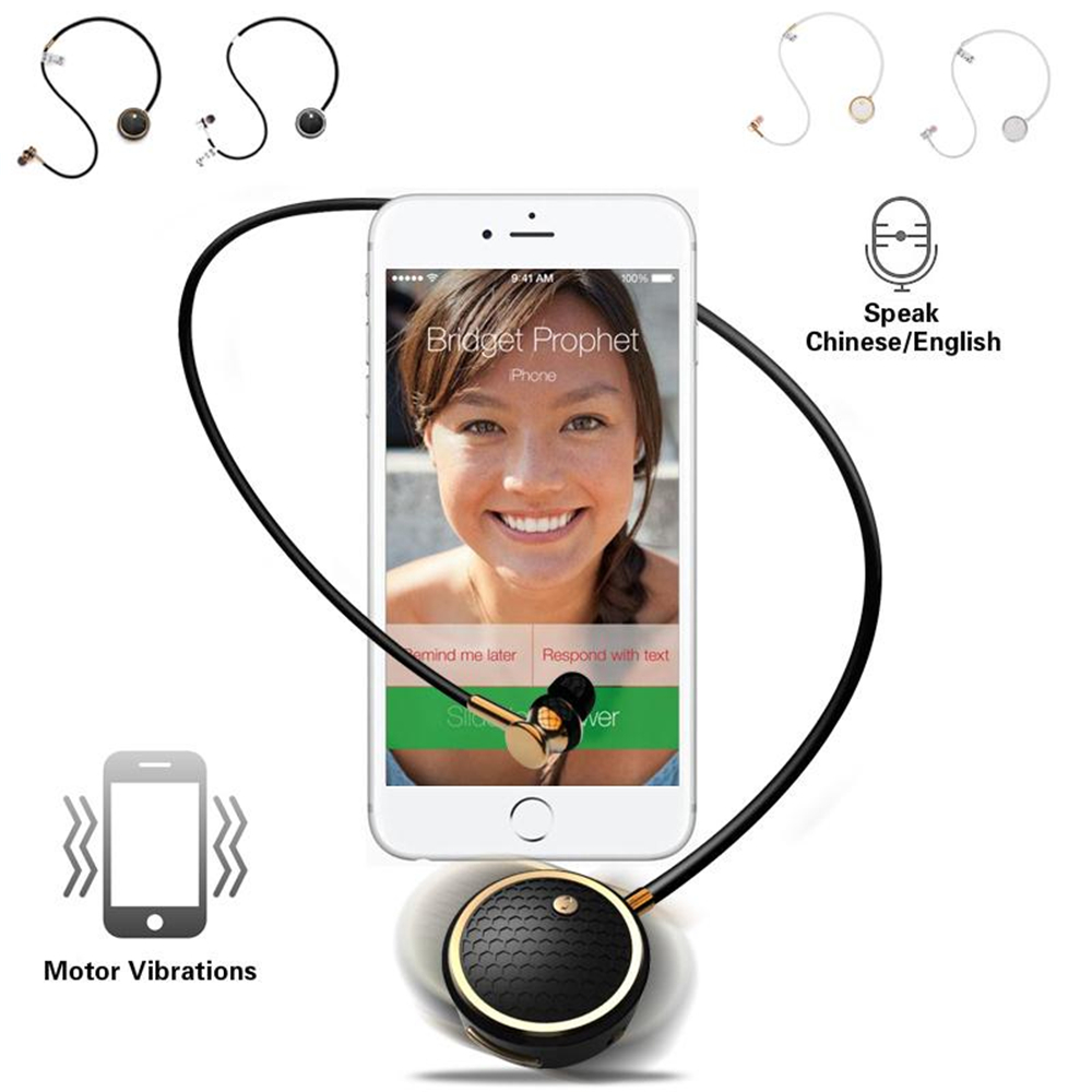 Fineblue C8 Wireless Bluetooth Stereo Earphone Stereo Ear Hook Headset  Hifi Headphone Phone Vibration Sport Ear Buds Gift universal led sport bluetooth wireless headset stereo earphone ear hook headset for mobile phone with charger cable