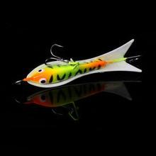 WALK FISH 60mm/8.8g Snap Winter Ice Fishing Lure Jig Vertical Jigging Bait For Saltwater  Game Fish,Walleye,Panfish,Pike Fish