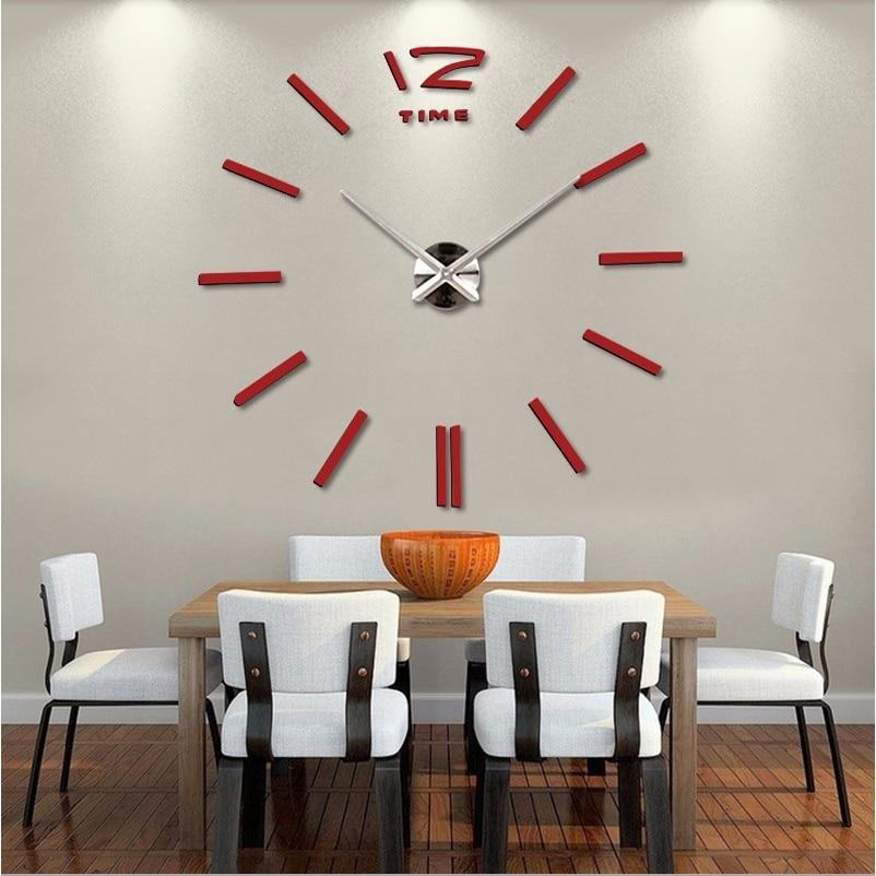 2019 νέο σπίτι διακόσμηση μεγάλο ρολόι - Διακόσμηση σπιτιού - Φωτογραφία 5