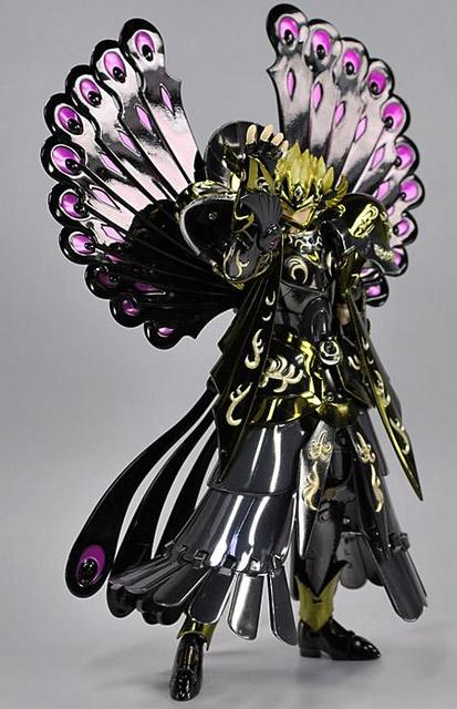 Cloth Myth Model Hypnos God Of Sleep Governs From Saint Seiya Hades Specters Action Figure toy metal armor S40