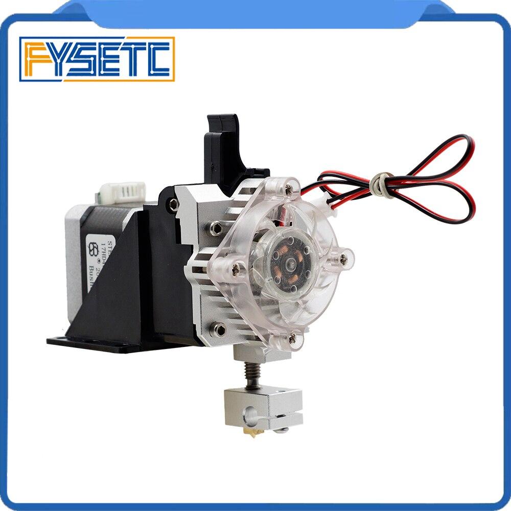 Upgrade Kit Titan Aero Extruder Upgrade Kit 1.75mm/3mm Titan Aero Volcano Extruder V6 Hotend Extruder Set For Reprap 3D Printer newest tevo tarantula 3d printer diy kit reprap impresora 3d printer with free 3d printing filament titan extruder gift