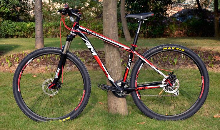 29er Bicycle Am Road Bike 21 24 27 30 Gear 29 17 19 Inch Mountain