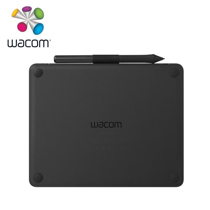 Tablette de dessin Wacom Intuos CTL-6100 tablette graphique numérique 4096 niveaux de pression taille moyenne avec logiciel Bonus - 2