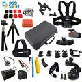Accesorios go pro adaptador de montaje gopro hero 5 selfie stick de deportes de la cámara hero 4/3 +/3 sesiones sj4000 sj5000 xiaomi yi eken 12F