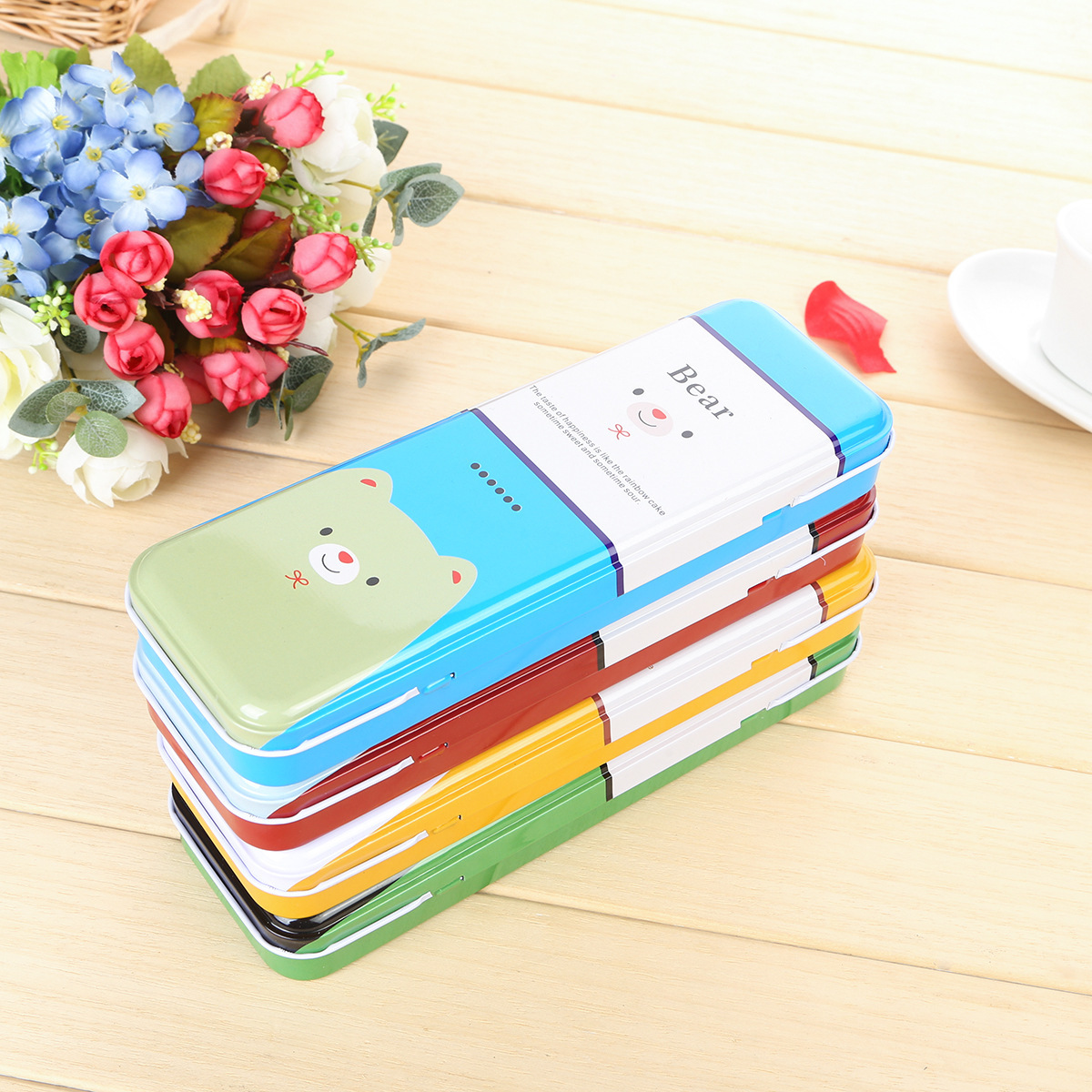 Decorate Pencil Case Online Buy Wholesale Tin Pencil Box From China Tin Pencil Box