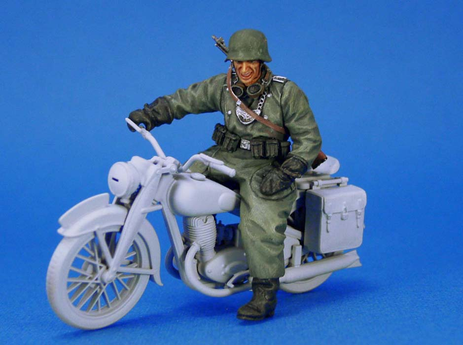 pre order-Resin toys L0110 Motorcycle Feldgendarmerie #2 Free shipping pre order resin toys l0017 us soldier at rest 2 vietnam free shipping