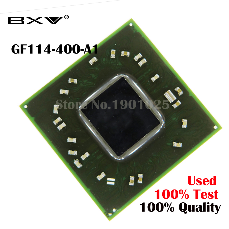 <font><b>100</b></font>% test very good product GF114-<font><b>400</b></font>-A1 GF114 <font><b>400</b></font> A1 bga chip reball with balls IC chips image
